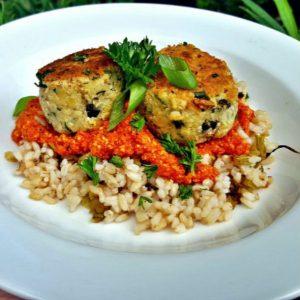 Healthy home delivery meals sydney melbourne brisbane vegan lentil patty forumfinder Choice Image